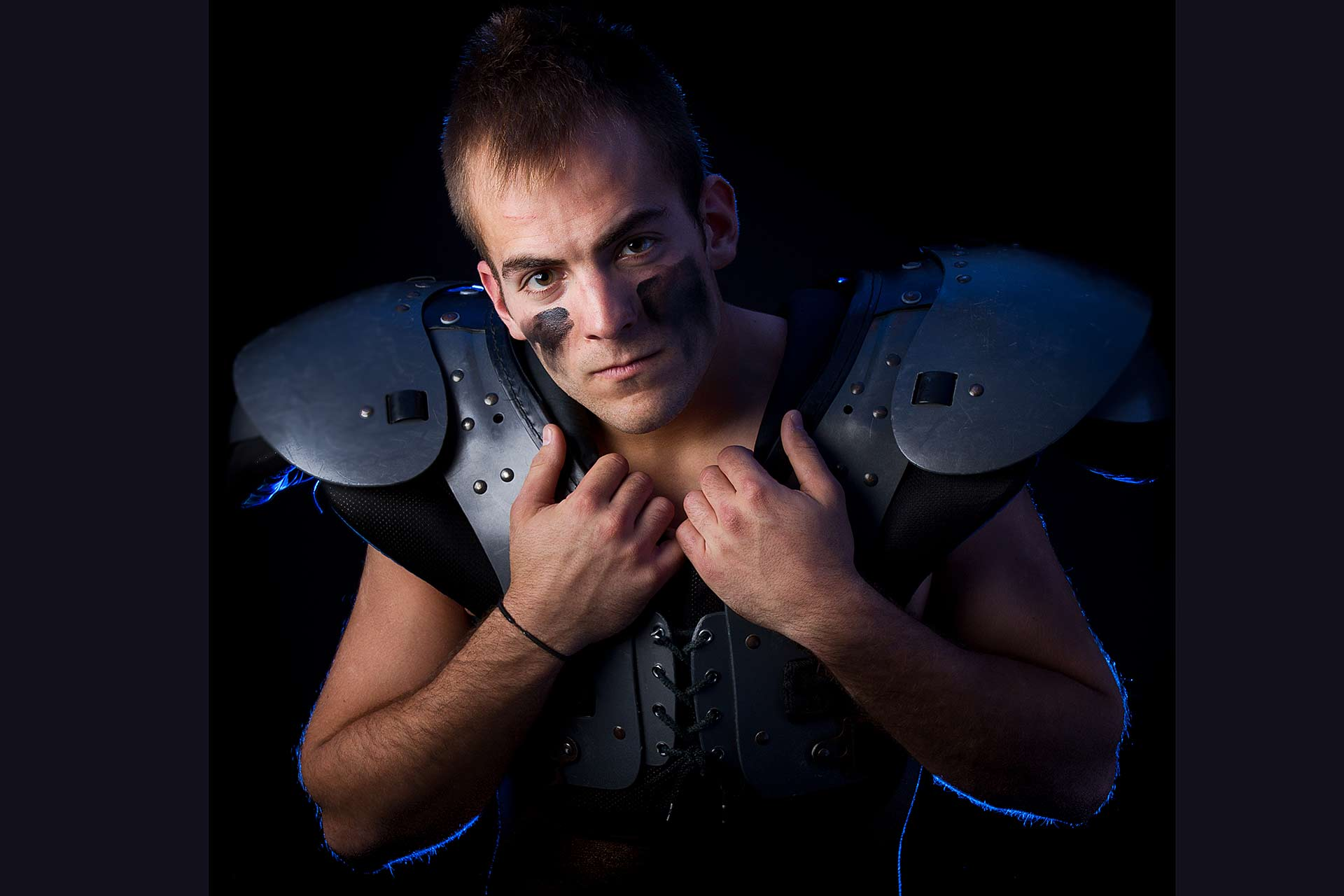 Sports Senior Photographer