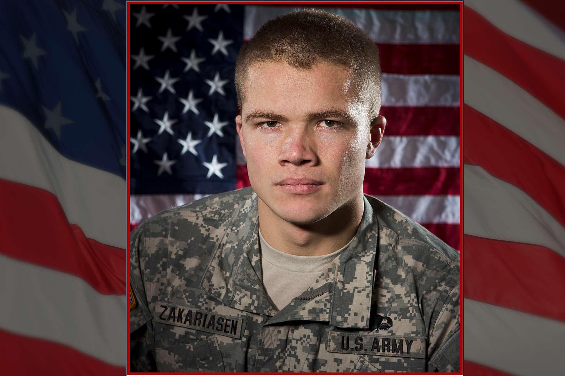 Military Portrait Photographer