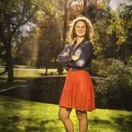 Senior Portrait Photographer Madison