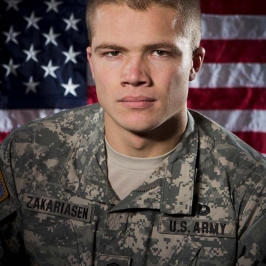 Military Portrait National Guard