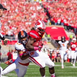 Wisconsin Badgers Completion