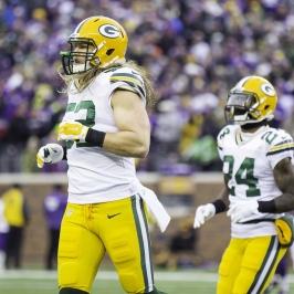 Clay-Matthews-Packers-Photograph