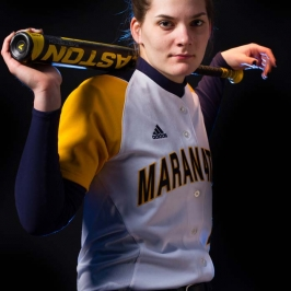 Softball Media Portrait